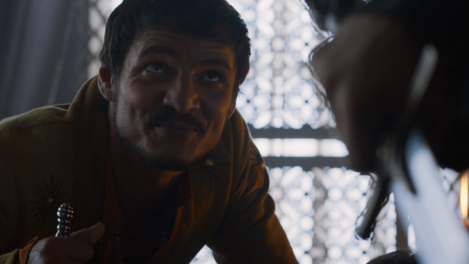 angry oberyn