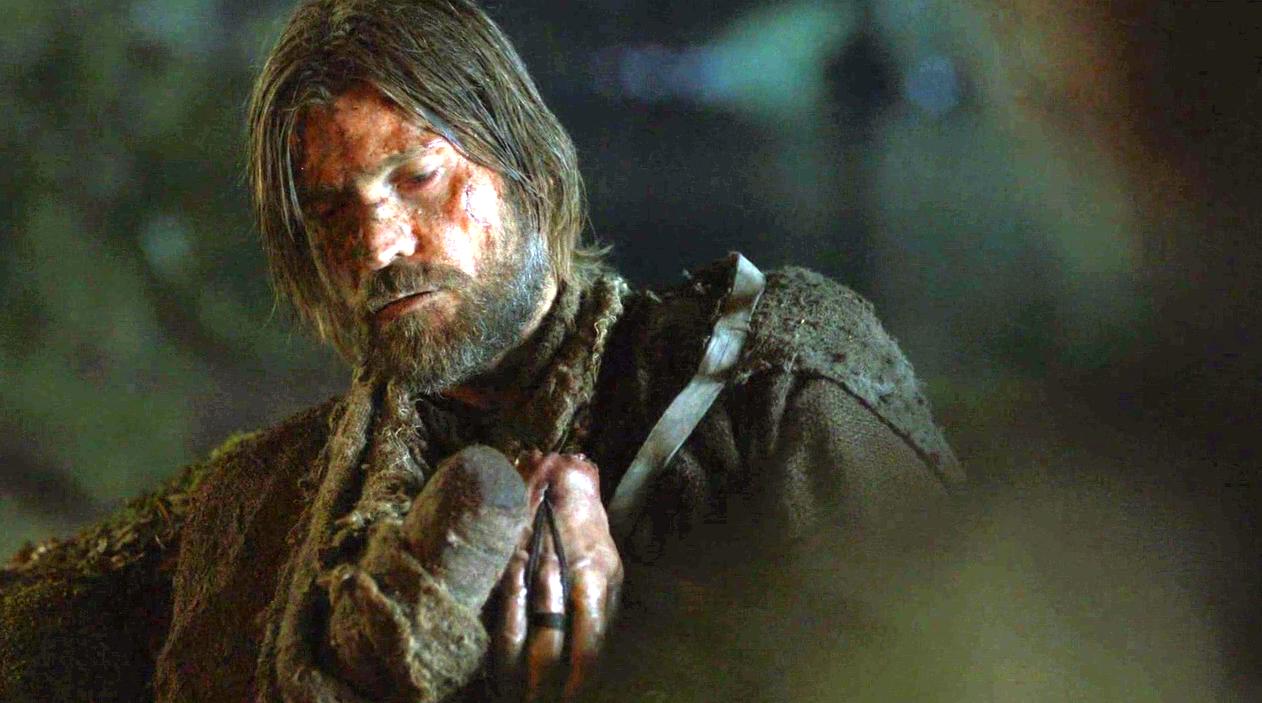jaime hand on n... Jaime Lannister Art Hand