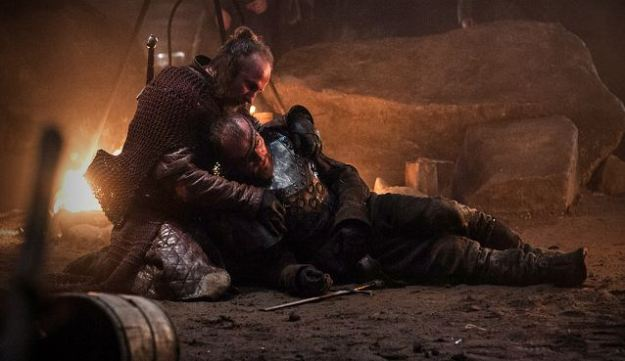 beric and thoros