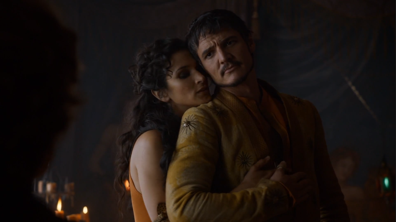 Game of thrones oberyn martell bisexual