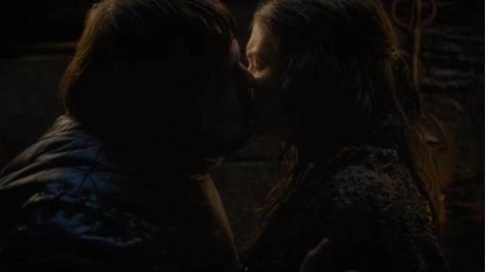 sam gilly kiss
